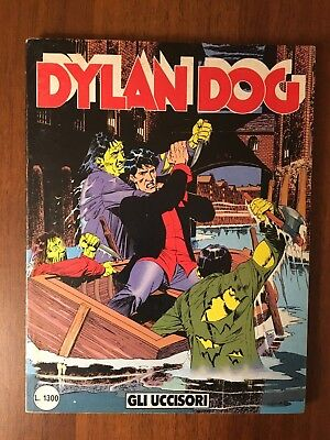 DYLAN DOG - n. 5  - Editoriale Daim Press  -  Febbraio 1987