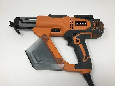 Ridgid R6791 3 Inch Drywall and Deck Collated Screwdriver