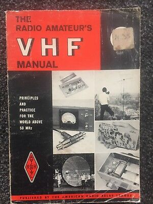 The Radio Amateur's VHF Handbook 1972