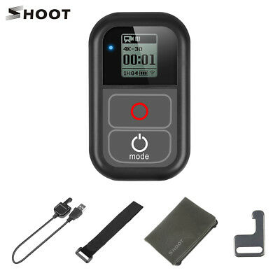 SHOOT Smart WiFi Remote Controller Waterproof for GoPro Hero 7 6 5 4 3+ 3 O7V4