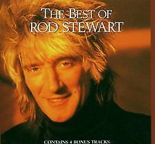 The Best of Rod Stewart [EXTRA TRACKS] by Stewart,Rod | CD | condition very good