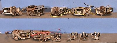O-Assorted Lionel E-Units and reversing switches #2