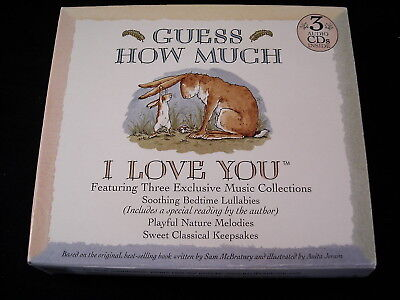 Guess How Much I Love You 3 Cd Exclusive Music Collections