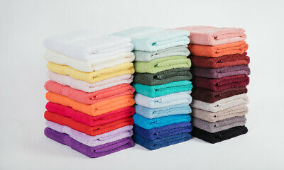 """""""Mildtouch"""" Combed Cotton Face Washer (30 Colours Available)"""