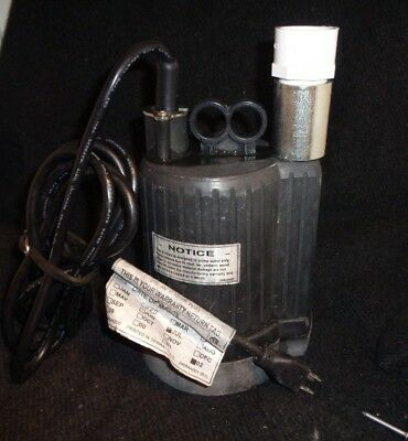 Water Ace R6S 1/6 HP 115V Electric Submersible Utility Pump