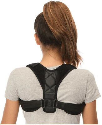 Posture Corrector for Men and Women Adjustable Clavicle Brace to Correct Bad