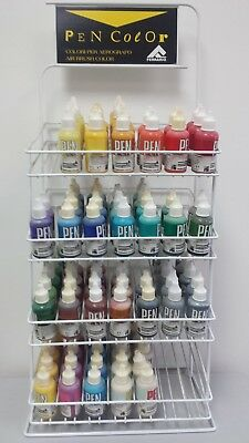 Ferrario Pen Color Professional  Airbrush Paint 30ml Ch/Y/Color (Made in Italy)