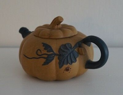 Chinese Yixing  Teapot mark in the bottom