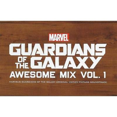 Guardians of the Galaxy: Awesome Mix Vol. 1 [CASSETTE] Audio Cassette