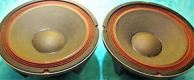 Electro-Voice SP12B Woofers Both in Good Condition Good ohms Model # 810-4475