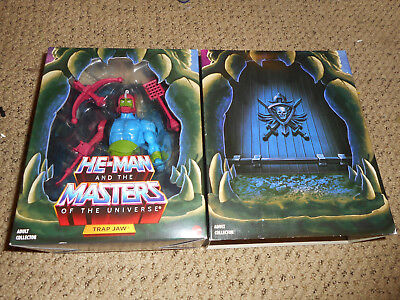 MOTUC, Trap Jaw 2.0, Masters of the Universe Classics, MOC, sealed, Filmation