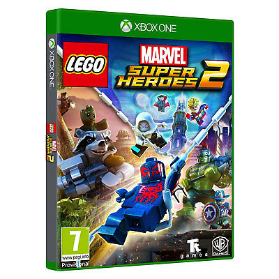 LEGO Marvel Super Heroes 2 (Xbox One) | Brand New & Sealed | Fast Free Delivery!