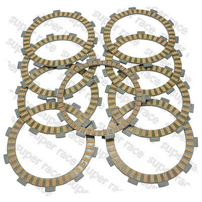 Clutch Friction Plate Kits Set For Suzuki GSXR600 K1 K3 K4 1997-2003 2001 2002