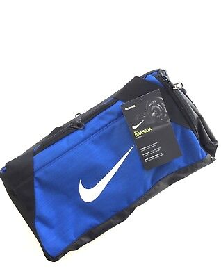 9b23bb03b2ac Like us on Facebook · Nike Brasilia XS Extra Small Gym Duffel Bag Game  Royal BA5432 NWT