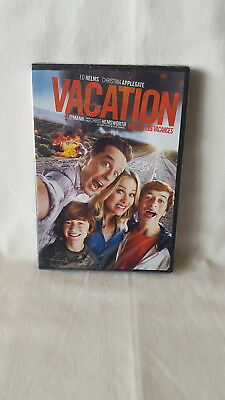 Vacation ( DVD, 2015 ) Ed Helms, Christina Applegate  NEW & Sealed