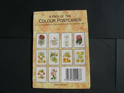 Royal Botanical Gardens, Kew PACK OF 10 Different