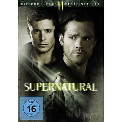 Supernatural - 11 Season [DE-Version, Regio 2/B] - Warner DVD NEU