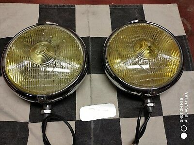 Phares anti brouillard MARCHAL Fantastic 660/760 - fog lamps - H3 bulbs