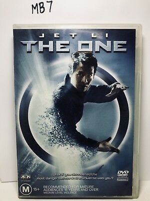The One - DVD - Free Postage !! Region 4 *VGC* (MB7)