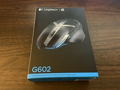 Logitech G602 Wireless Gaming Mouse 11 programmable buttons
