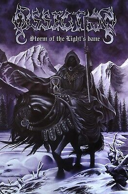 DISSECTION storm of the light's bane textile Poster Flag