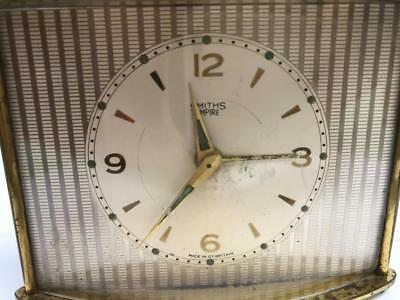 Working Vintage Smiths Alarm Clock