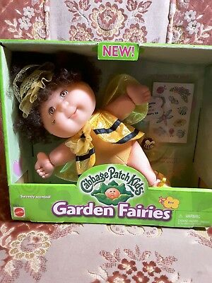 Cabbage Patch Doll Fairy Bee Georgette 28th January