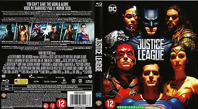 blu ray Justice league