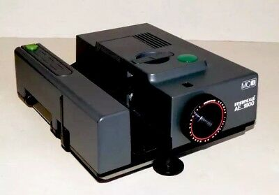 Reflecta AF 1800 Slide Projector Agomar 90 Mm Vintage