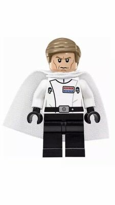 LEGO Star Wars Rogue One Director Krennic Minifig From Set 75156 Brand New
