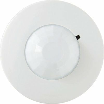 Hubbell PIR-10-P Recessed Ceiling Mount Motion Sensor - White - NEW