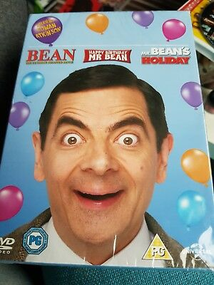 Mr Bean: 20 Years of Mr Bean (Box Set) [DVD]