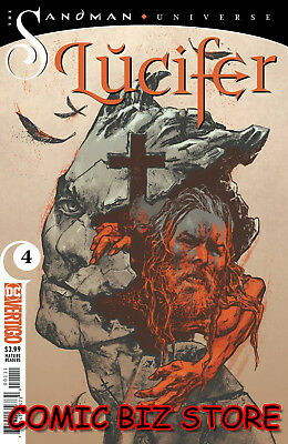 Lucifer #4 (2019) 1St Printing Bagged & Boarded Dc Comics