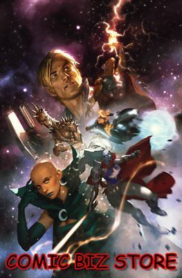 Guardians Of The Galaxy #1 (2019) 1St Printing Scarce 1:25 Parel Variant Cover