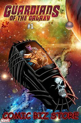 Guardians Of The Galaxy #1 (2019) 1St Printing Ron Lim Variant Cover ($4.99)