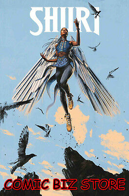 Shuri #4 (2019) 1St Printing Bagged & Boarded Marvel Comics