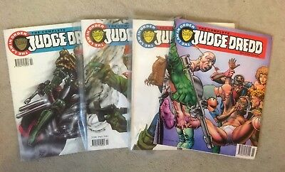 The Complete Judge Dredd - Issues 1-3, and 10
