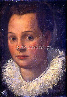 Alessandro Allori All9 Artist Painting Reproduction Handmade Canvas Repro Wall