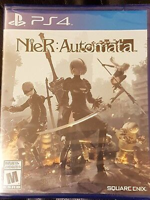 Nier: Automata Sony PlayStation 4 (PS4) - BRAND NEW!!
