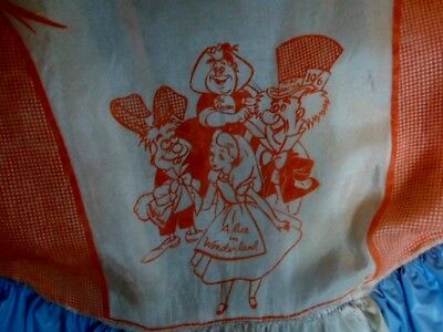 Reduced!  Vintage Girl's Alice in Wonderland Halloween Costume
