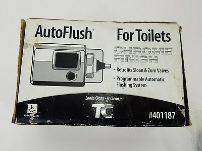 TC Auto Flush Side Mount Sloan and Zurn Valves #401187