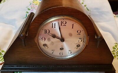 Old westminster whittington mantel clock