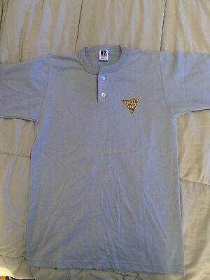 NJSP New Jersey State Police Trooper Cop Youth Shirt Size Large