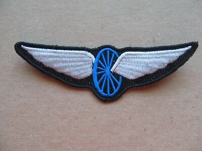 Wheel & Wing Patch