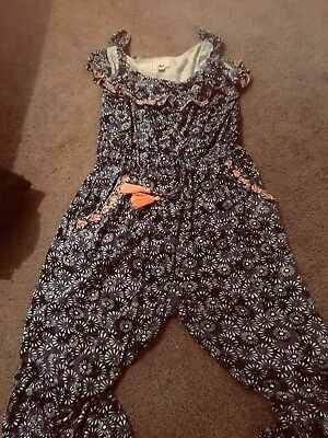 Girls mantaray Jumpsuit age 11