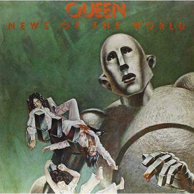 News of the World (Coll) (Reis) (Ogv) [12 inch Analog] Queen LP Record
