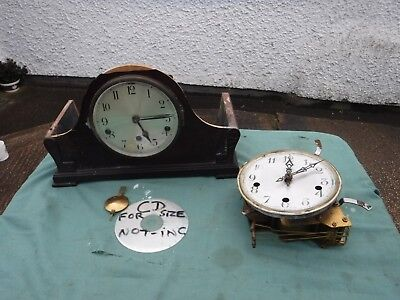 2  x  WESTMINSTER CHIME  CLOCK  MOVEMENTS.