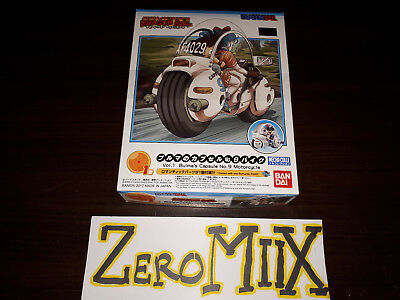 NEUF Mecha Collection Dragon Ball Vol.1 Bulma's Capsule NO.9 Motorcycle