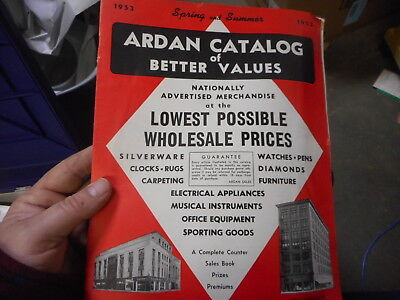 vtg catalog arden sporting goods and other items 1953