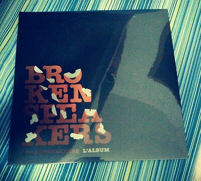 BROKENSPEAKERS L'ALBUM LP nero  Nuovo / Sigillato rap hip hop colle der fomento